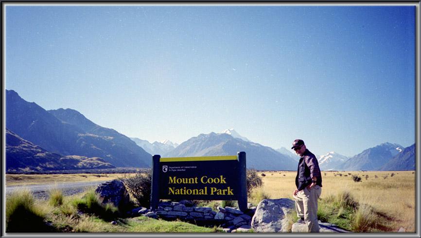 [Newzealand] 마운틴쿡 국립공원 _ 뉴질랜드