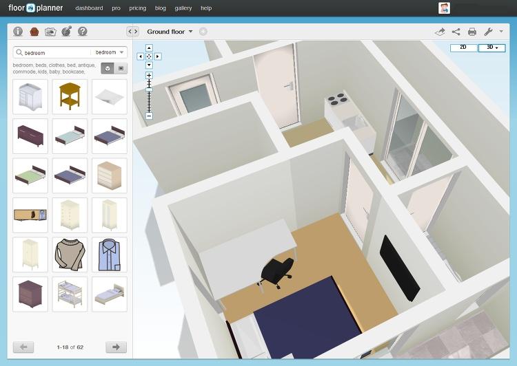 Floor Planner 3D