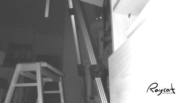 적외선 카메라 촬영