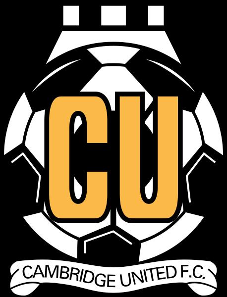 Cambridge United FC emblem(crest)