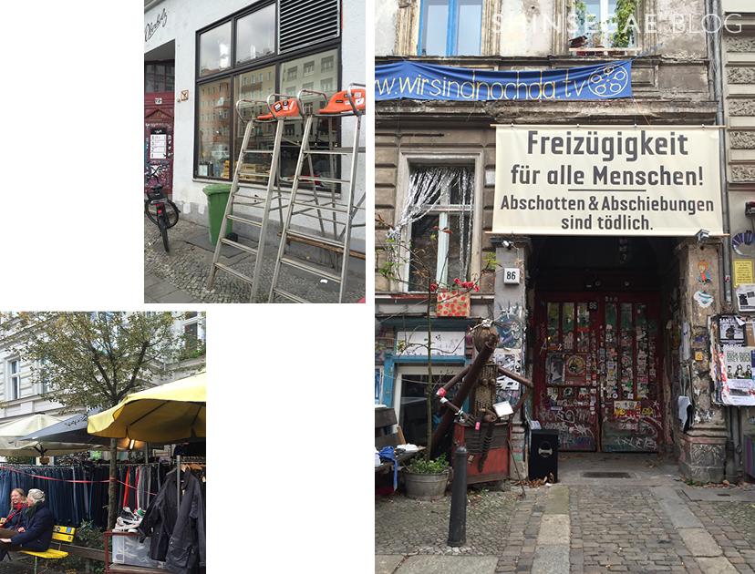 [JOURNAL] 베를린의 #멋