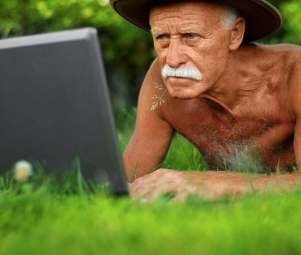 할아버지 개발자를 만나고 싶다