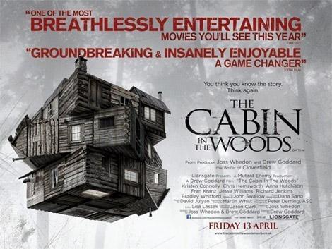 캐빈인더우즈 결말(The Cabin in the Woods)- 귀신의 실체와 인간의 공포심 생성 원리를 까발리다.