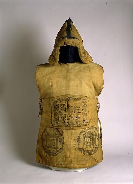 면제배갑 bulletproof vest history