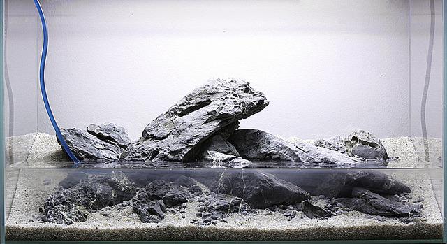 프로젝트 애추 - 60cm 미니멀 Iwagumi