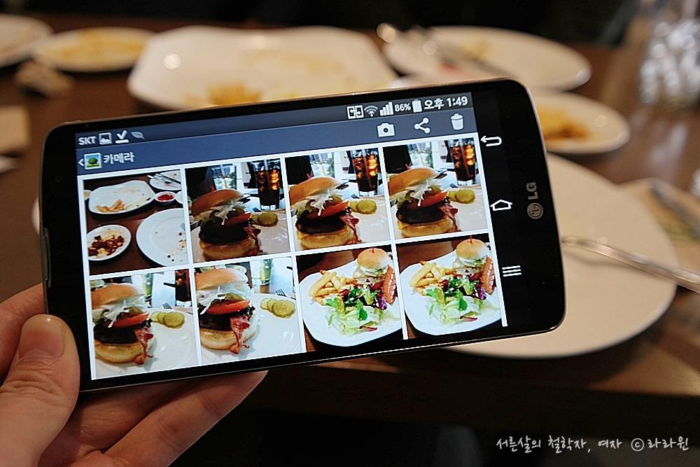 크라제 버거, 크라제버거 은평점, 맛집, 데이트 코스, 데이트 코스 추천, LG 지프로2 카메라, G프로2 카메라, gpro2 카메라
