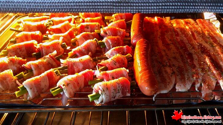 오븐 돼지고기 요리