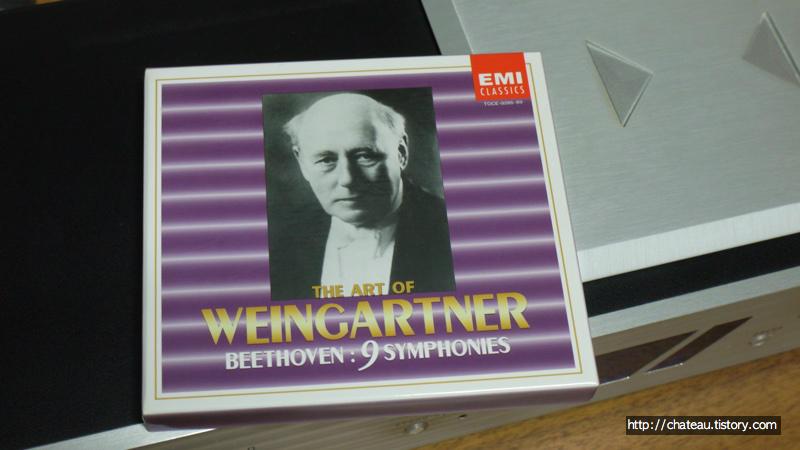 베토벤 교향곡 제2기 #1 - 바인가르트너