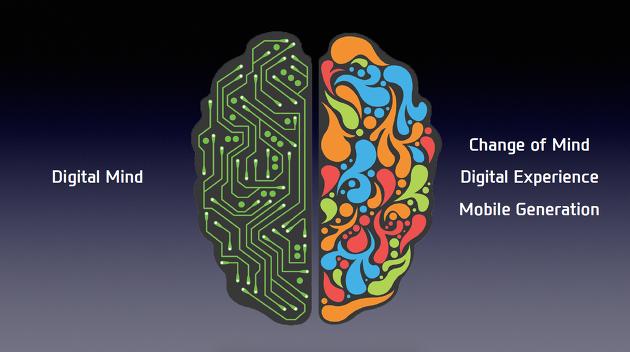 디지털 마인드, 아날로그, 디지털