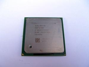 펜티엄4 2.4A 프레스캇 CPU