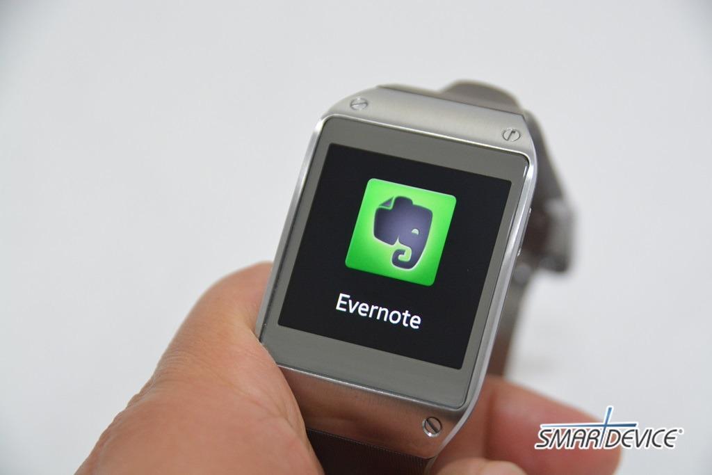EVERNOTE, 갤럭시기어, 갤럭시기어 에버노트, 갤럭시노트10.1 2014 에디션, 갤럭시노트3, 에버노트, 에버노트 갤럭시기어