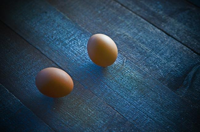 달걀 정물