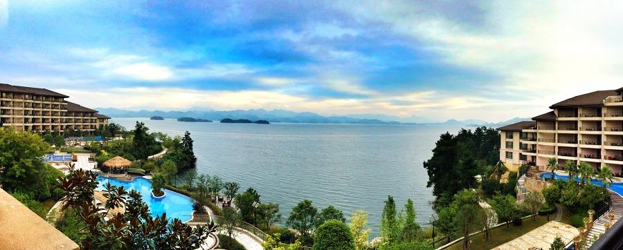 중국 항주 천도호 千岛湖