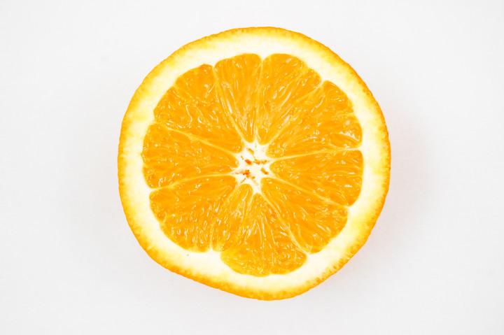 오렌지 스트레스 해소 음식