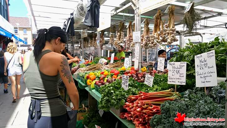 농산물 시장