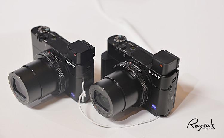 RX100 MARK5와 RX100 mark4