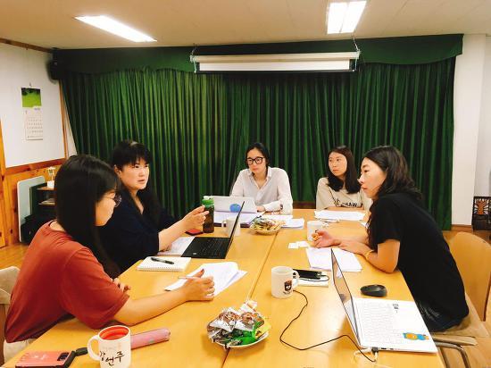 일본의 정보공개운동 시민단체, 정보공개센터를 방문하다!