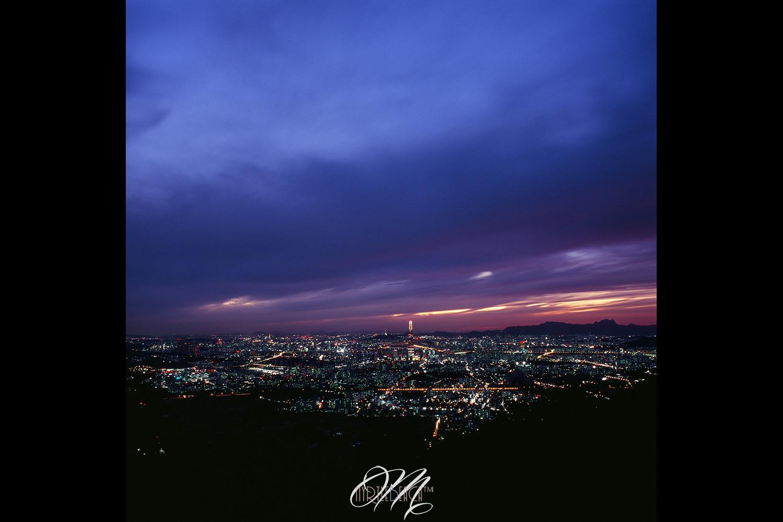 [필름]일몰&야경