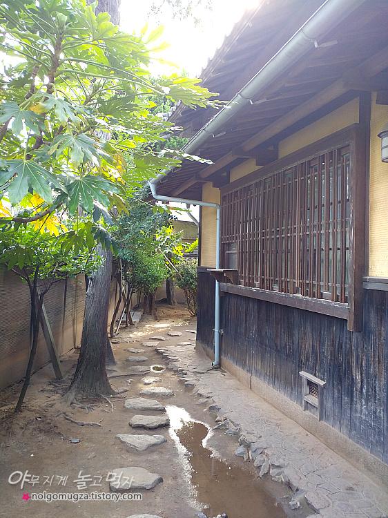군산 신흥동 일본식 가옥 히로쓰 가옥