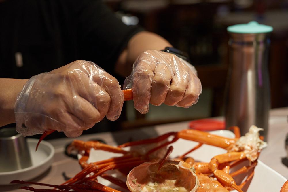 홍게데이 광안점 홍게 먹는법 8