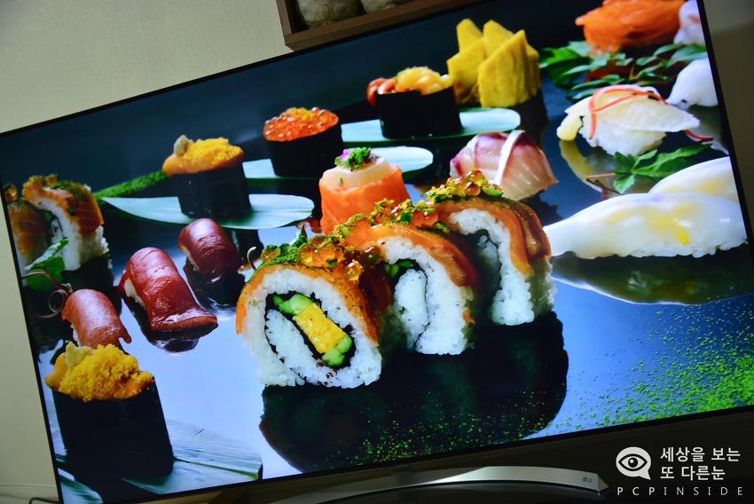 블랙프라이데이에 나와라! 나노셀TV LG 슈퍼울트라HDTV 65UJ9400 사용후기