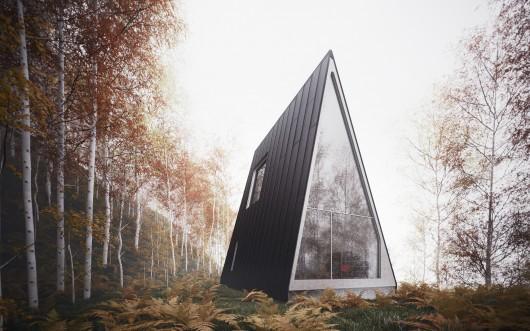 건축의 외형 - '삼각형' (Triangle)