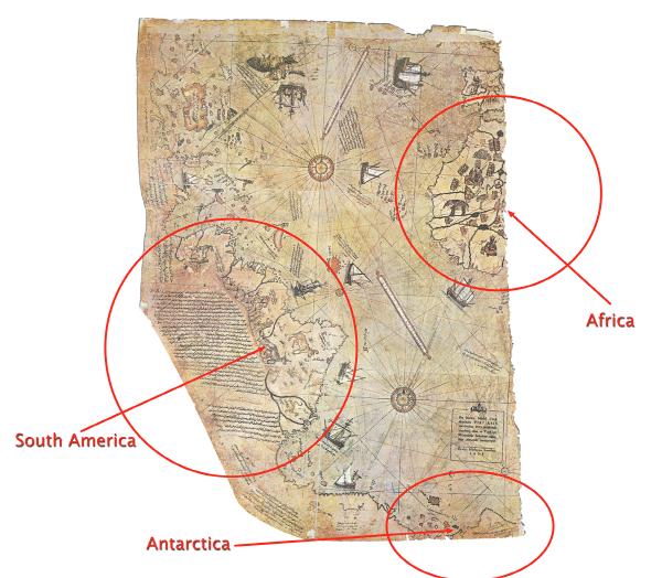 The lost atlantis history