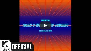 [Teaser] MIRYO(미료) - Can I See You Again
