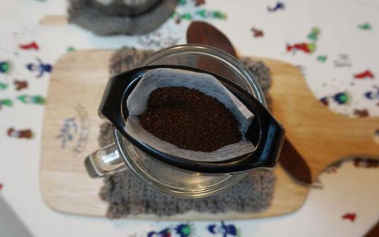 커피필터 없을때 커피 핸드드립 방법