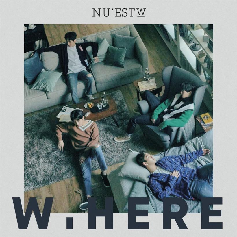 Image result for nu est w here album