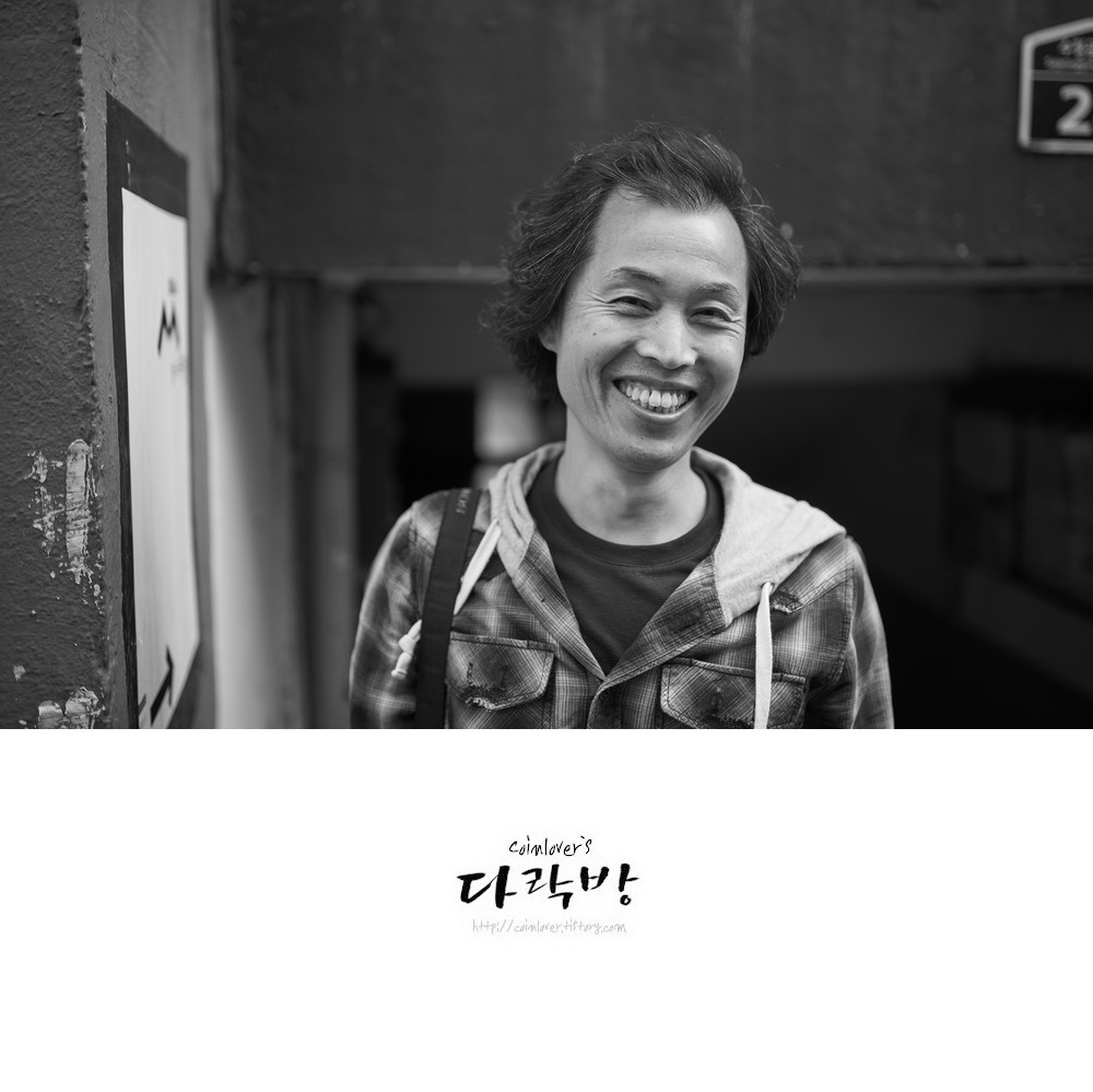 부산 핫플레이스 - 수정아파트에 자리잡은 수정갤러리(갤러리 수정), 이갑철 작가 특별초대전 한국초상