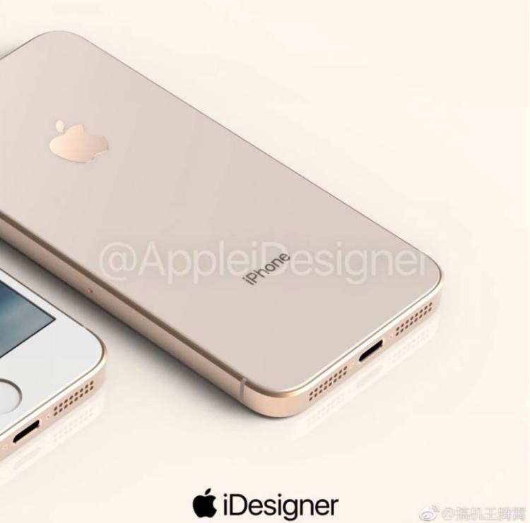 아이폰, se, 2, 2세대, 디자인, 스펙, 유출, 렌더링