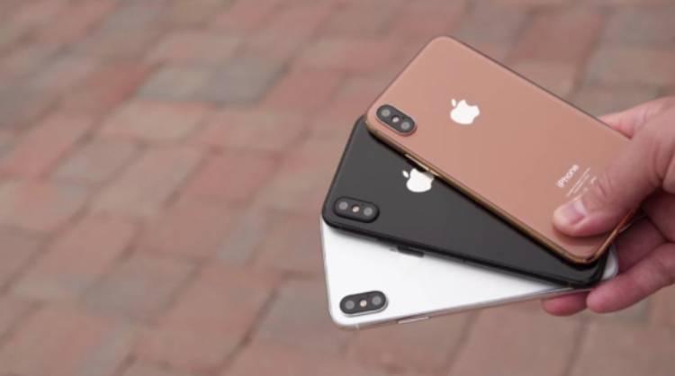 아이폰, 8, 아이폰8, 색상, 코퍼골드, 브러쉬골드, blush, gold