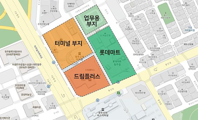 청주고속터미널 현대화사업 밀실 논의 중단하라!