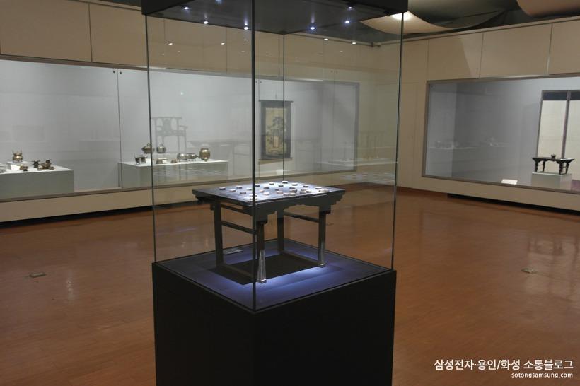 용인대학교 박물관 문화재 관람