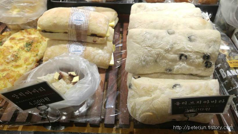 치아바타 빵