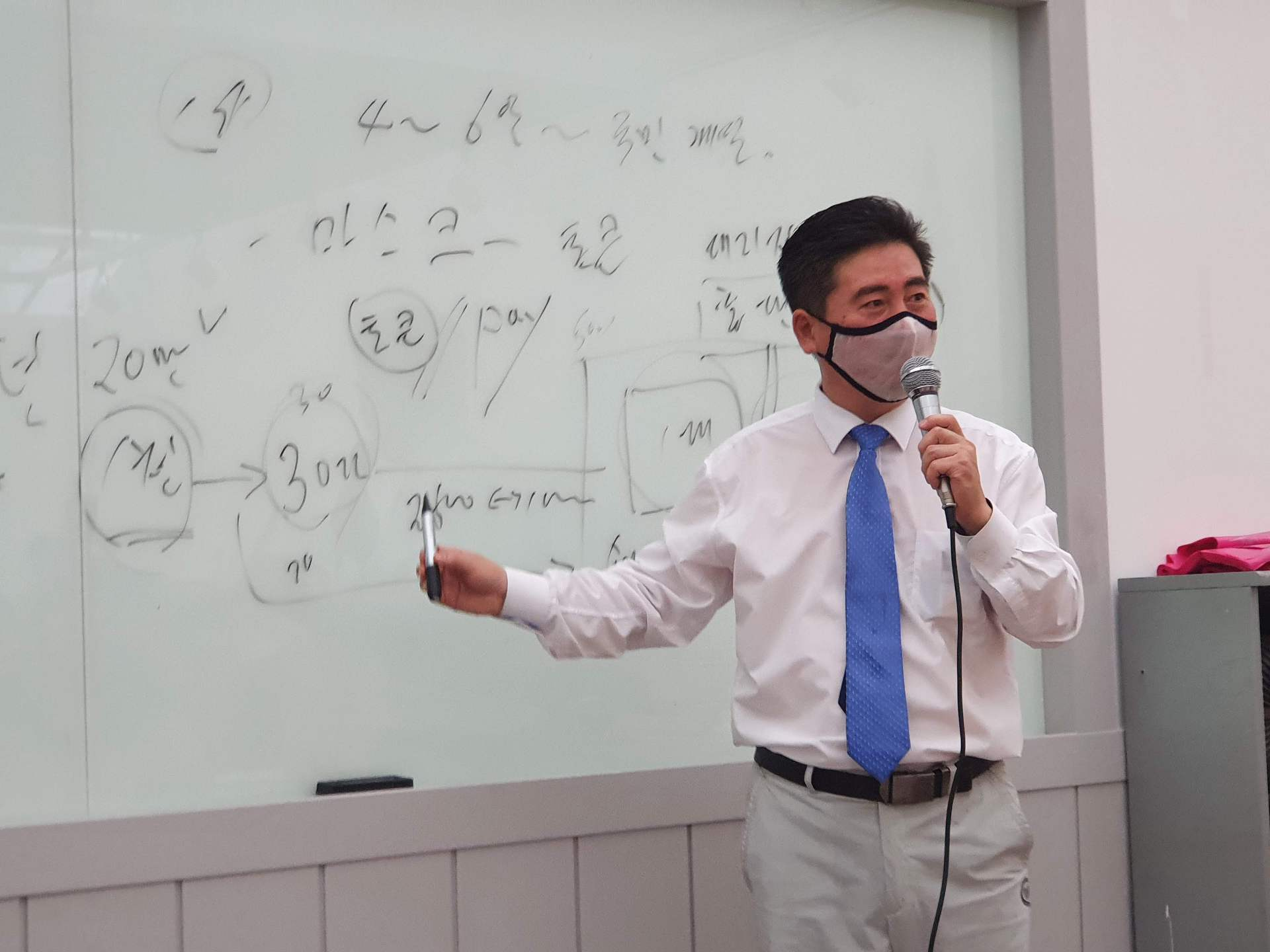 """""""큰틀세계무도협회와 세계로 나아 갈 수출 시스템 개발완료 발표회"""" 개최해"""