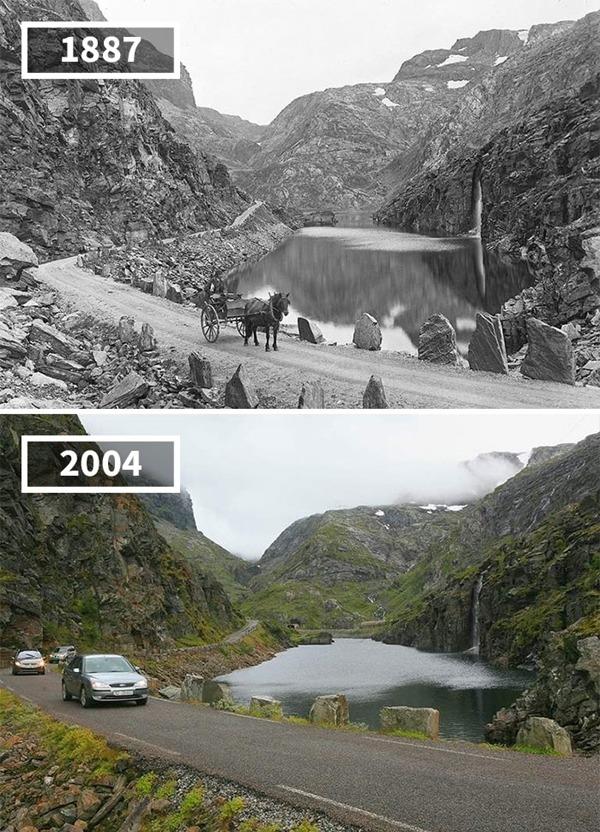 노르웨이, 오다 1887~2014