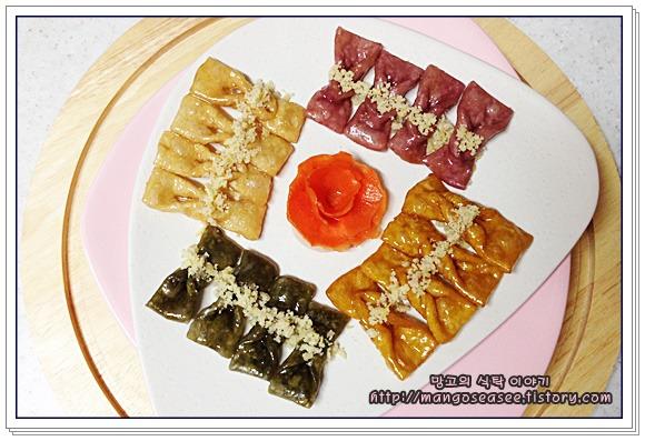 미리 준비하는 추석-우리나라 전통 음식 매작과(타래과)