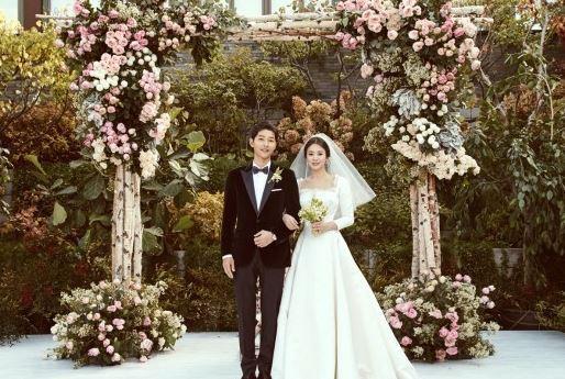 송혜교 송중기 결혼식