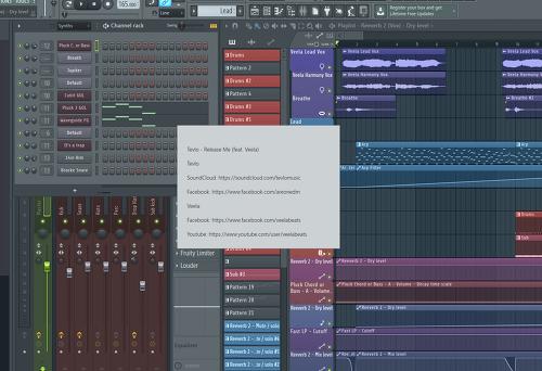 작곡프로그램 FL Studio 다운로드