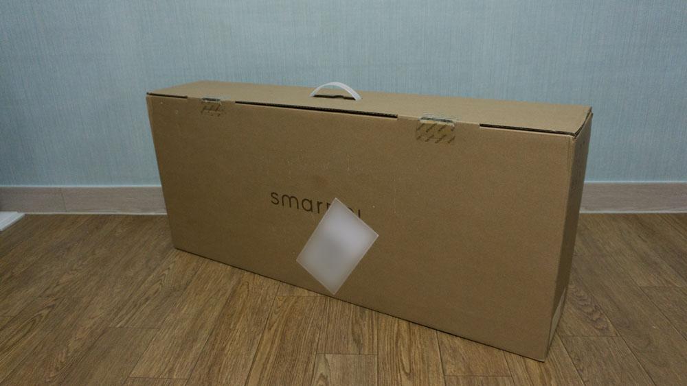 샤오미 스마트 선풍기 제품 박스