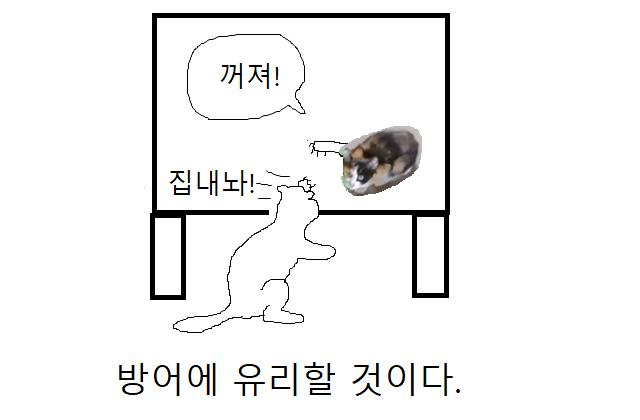 [길고양이-월동준비]고양이 집을 만들어 주자.