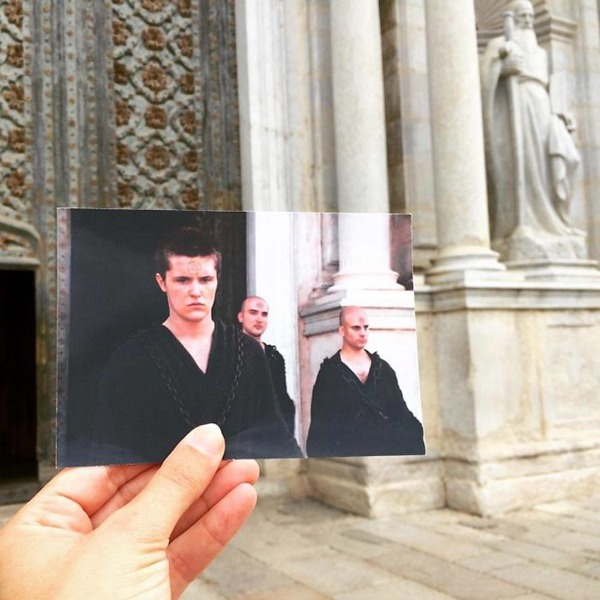 스페인 지로나, 대성당  (칠신교 사제들)